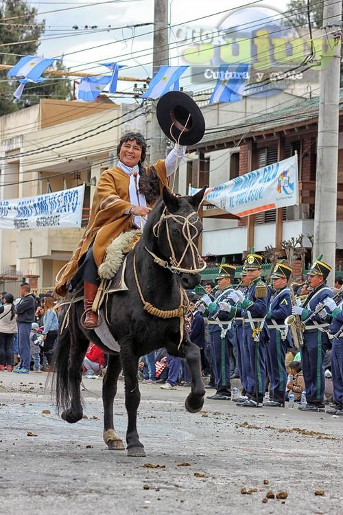 23 de Agosto en Jujuy  – Desfile Gaucho (11)