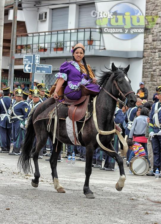 23 de Agosto en Jujuy  – Desfile Gaucho (12)
