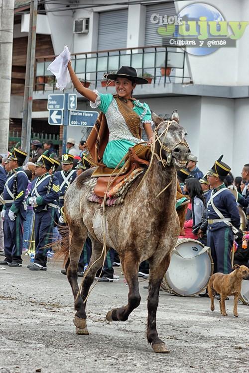 23 de Agosto en Jujuy  – Desfile Gaucho (13)