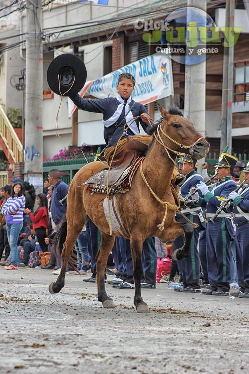 23 de Agosto en Jujuy  – Desfile Gaucho (16)