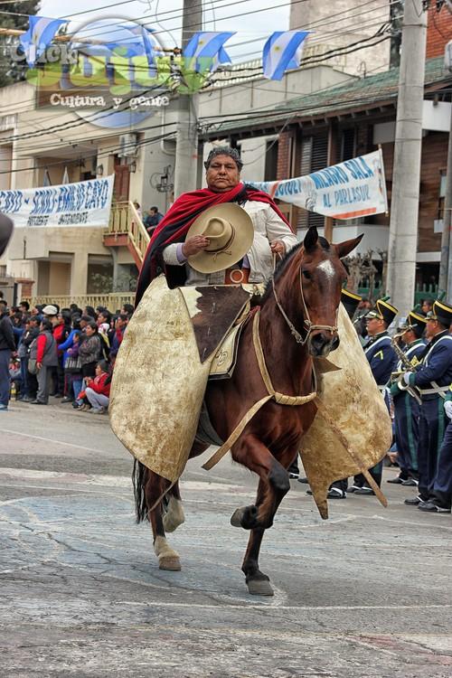 23 de Agosto en Jujuy  – Desfile Gaucho (3)