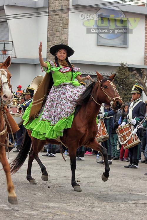 23 de Agosto en Jujuy  – Desfile Gaucho (4)