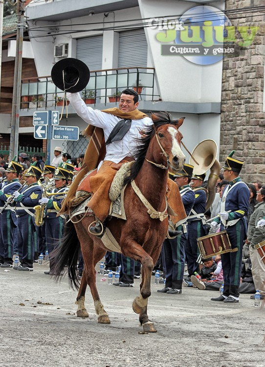 23 de Agosto en Jujuy  – Desfile Gaucho (5)