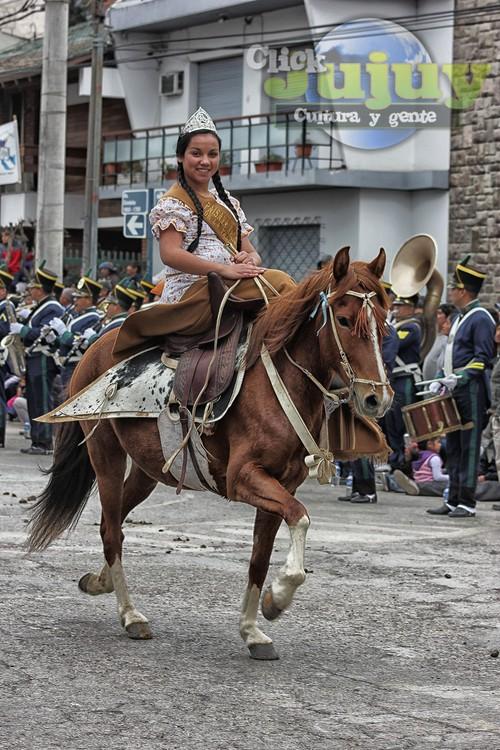 23 de Agosto en Jujuy  – Desfile Gaucho (6)