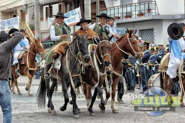 23 de Agosto en Jujuy  – Desfile Gaucho (8)