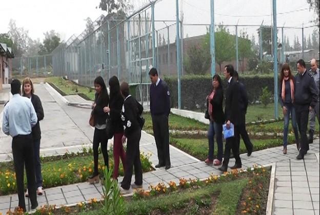 23.09.15 Ediles visitan el Servicio Penitenciario