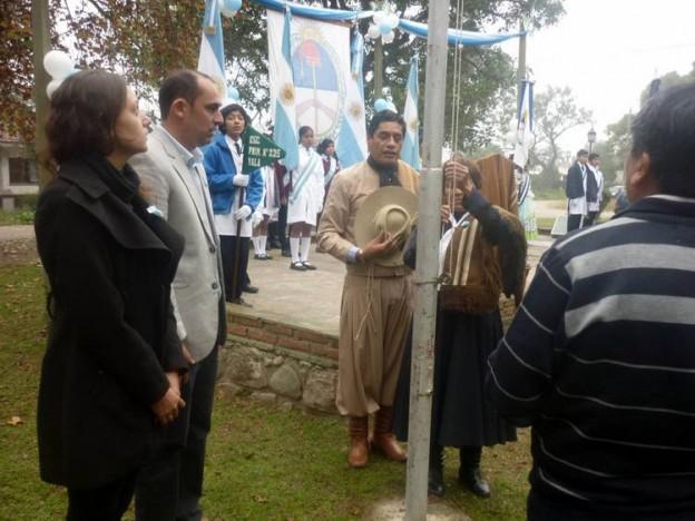 25 de Mayo Dia de la Patria en Yala