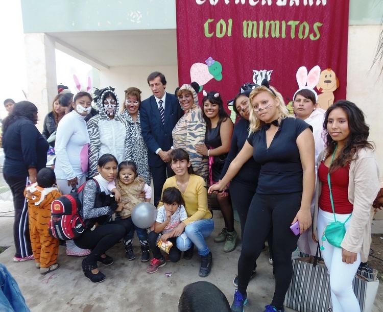 29.04.15 Sadir en el CIC Copacabana