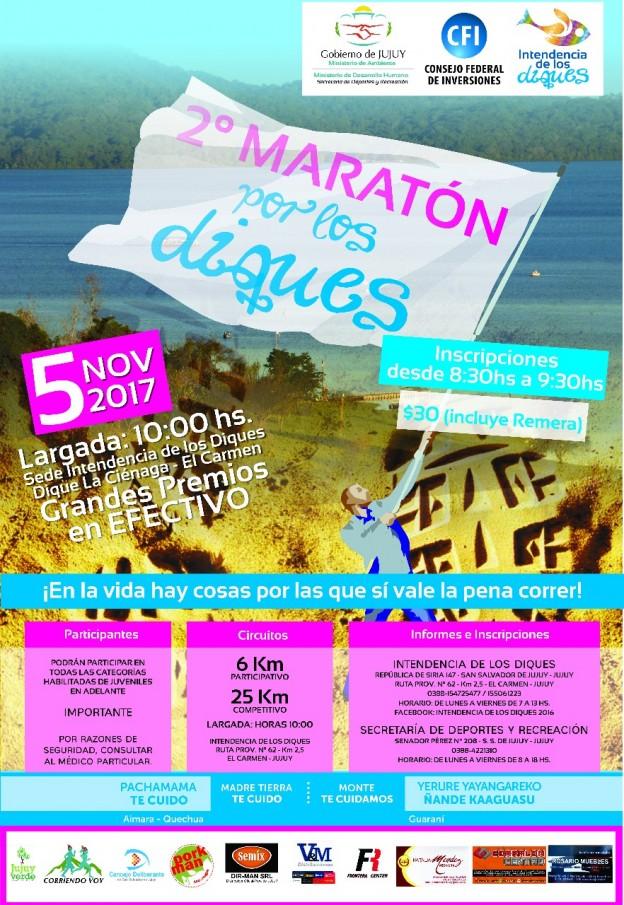 2da Maratón de los Diques