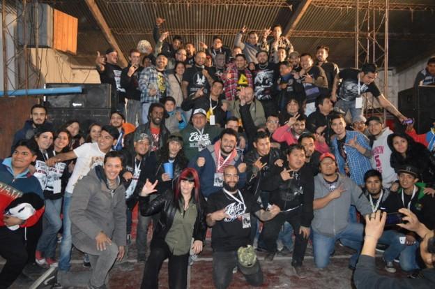 2da. Expo Tatto en el Carmen