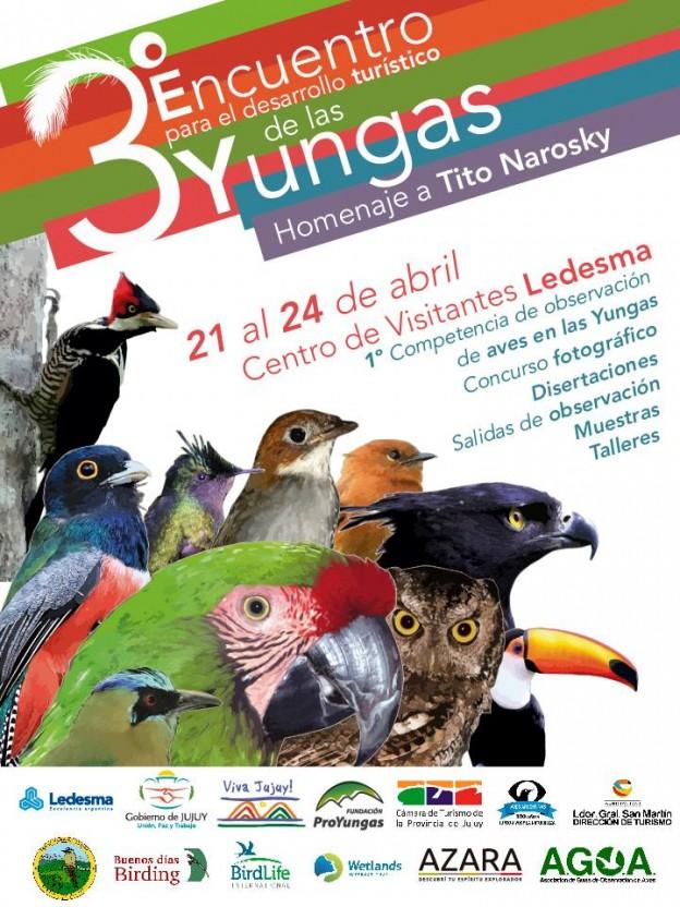 3º Encuentro para el Desarrollo Turístico de las Yungas 3