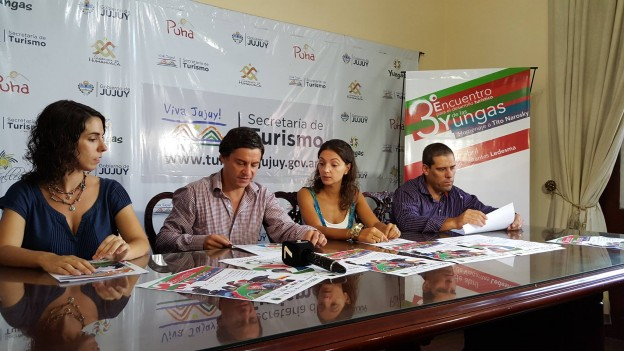 3º Encuentro para el Desarrollo Turístico de las Yungas