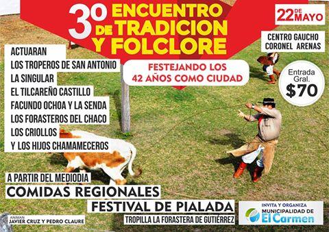 3er Encuentro de Tradición y Folclore
