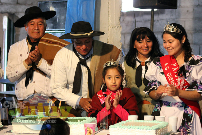 45 Aniversario de la Agrupacion Gaucha de Guerrero 2