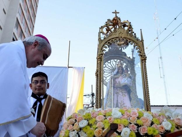 VIRGEN DE RÍO BLANCO Y PAYPAYA