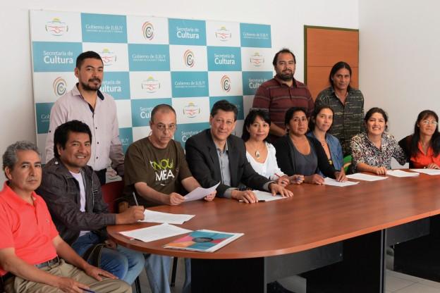 5 Acta acuerdo Programa Nuevos Líderes Culturales