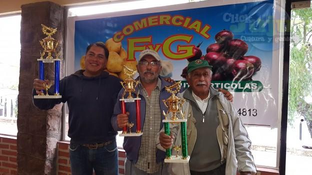 5ta fecha del torneo anual del Club de Pescadores la Ciénaga Copa F y G Comercial 2