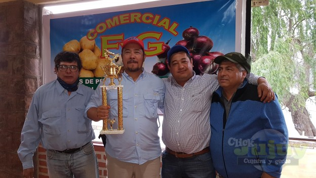 5ta fecha del torneo anual del Club de Pescadores la Ciénaga Copa F y G Comercial 4