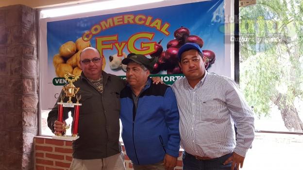 5ta fecha del torneo anual del Club de Pescadores la Ciénaga Copa F y G Comercial 6