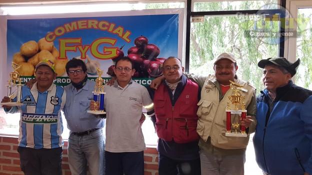5ta fecha del torneo anual del Club de Pescadores la Ciénaga Copa F y G Comercial 8