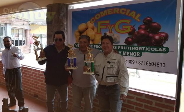 5ta fecha del torneo anual del Club de Pescadores la Ciénaga Copa F y G Comercial 9