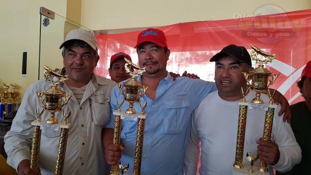 7ma fecha del torneo anual del Club de Pescadores la Ciénaga 1