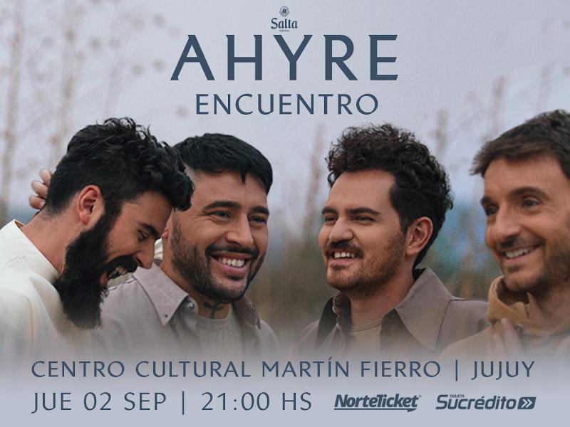 AHYRE - Jujuy