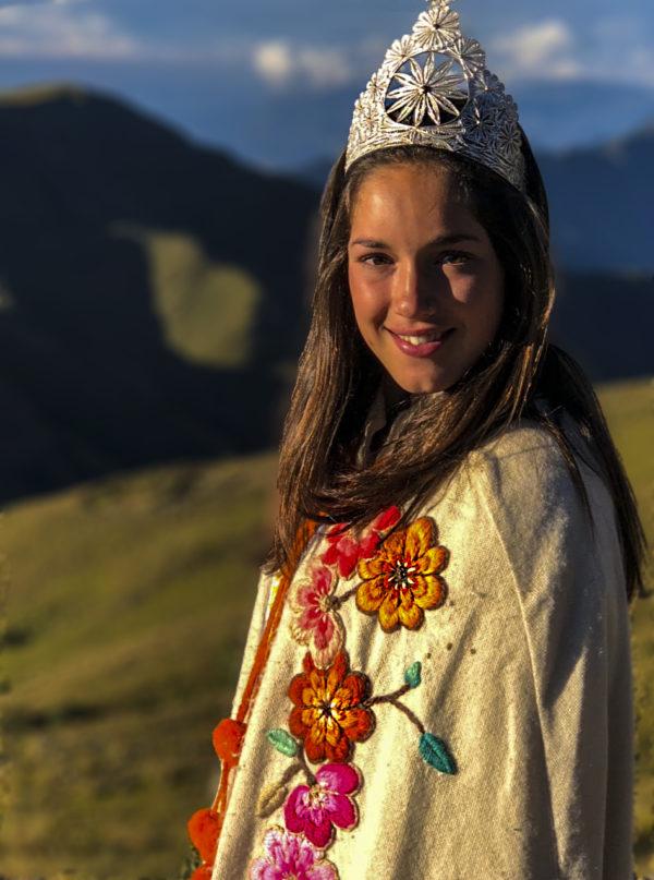 AMBAR POR EL CAMINO DEL INCA