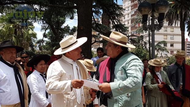 Abrazo gaucho y solidario – ayuda a los damnificados por el alud 4