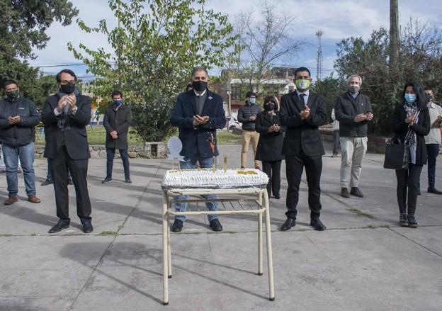 Acto Día del Periodista y Aniversario del Barrio Mariano Moreno1