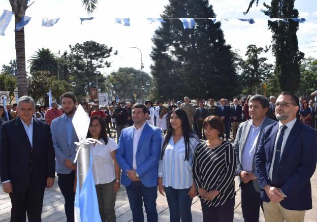 Acto Fundación de Jujuy