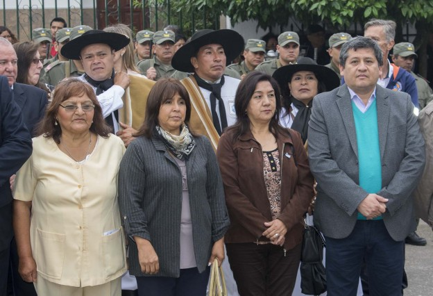 Acto por la Autonomía Política de Jujuy