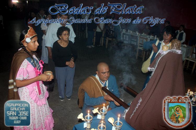 Agrupación Gaucha San Jose de Chijra - 2