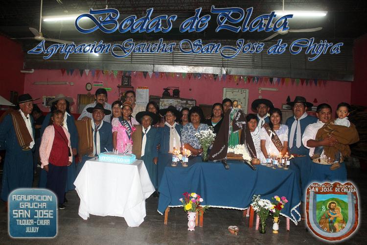 Agrupación Gaucha San Jose de Chijra - 4