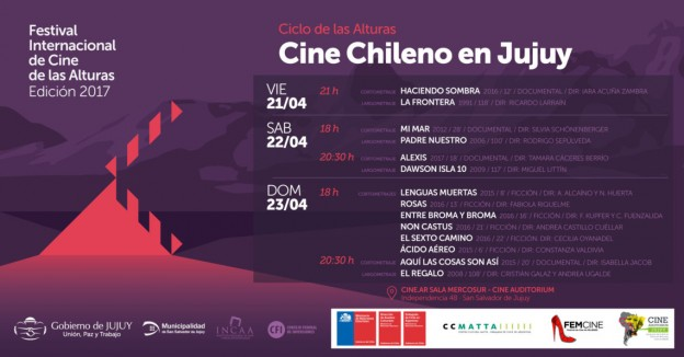 """CONTINÚA EL """"CICLO DE LAS ALTURAS"""" EN JUJUY"""