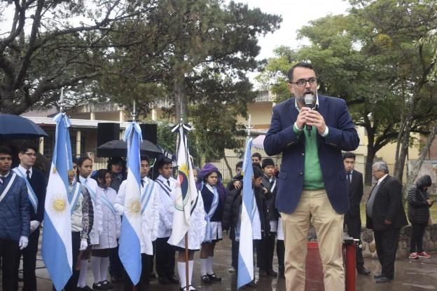 Aniversario Bº Mariano Moreno y Día del Periodista