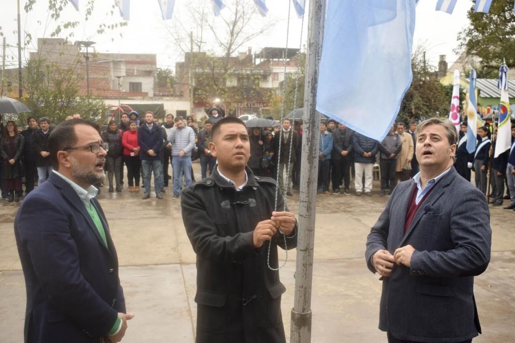 Aniversario Bº Mariano Moreno y Día del Periodista1