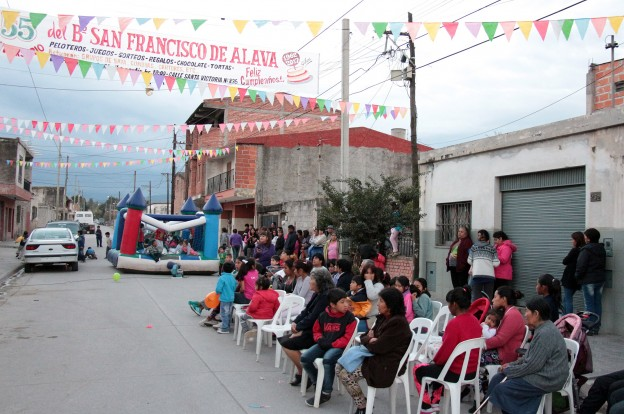 Aniversario B San Francisco de Alava