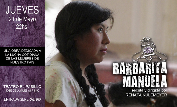 Barbarita Manuela de RENATA KULEMEYER