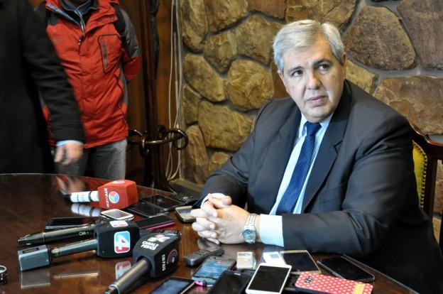 CARLOS HAQUIM EN LA PROVINCIA HAY UN MARCO JURÍDICO HAY SEGURIDAD JURÍDICA