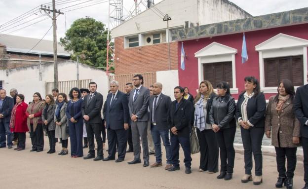 CARLOS HAQUIM PARTICIPÓ DE LAS FIESTAS PATRONALES DE FRAILE PINTADO (2)