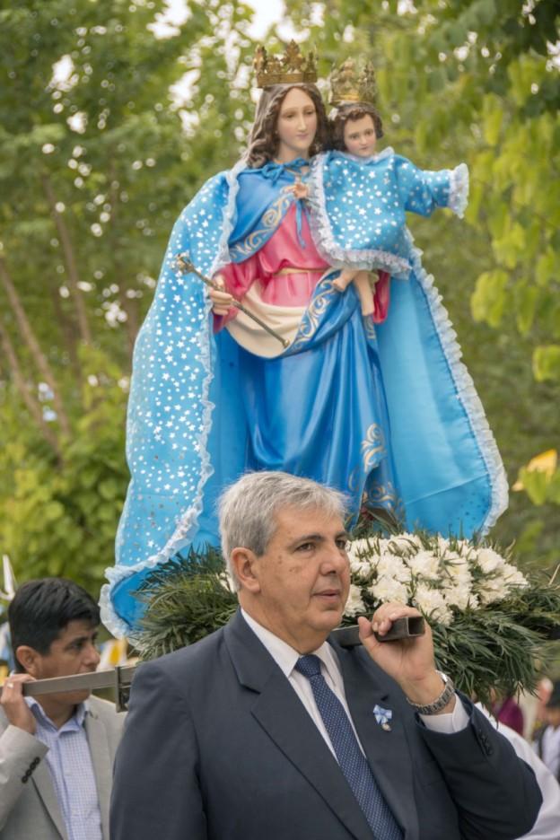 CARLOS HAQUIM PARTICIPÓ DE LAS FIESTAS PATRONALES DE FRAILE PINTADO (5)
