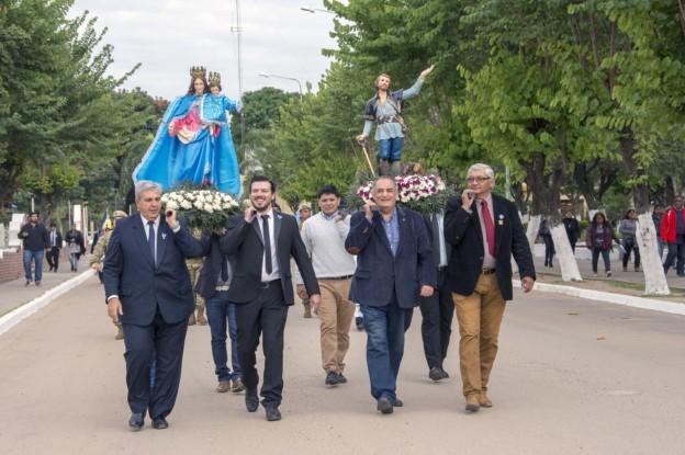 CARLOS HAQUIM PARTICIPÓ DE LAS FIESTAS PATRONALES DE FRAILE PINTADO (7)