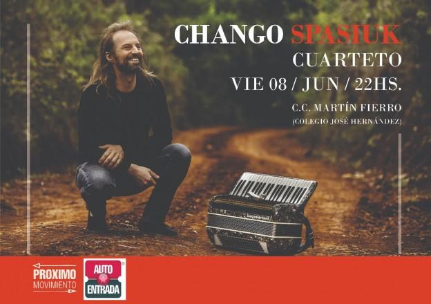 Chango Spasiuk