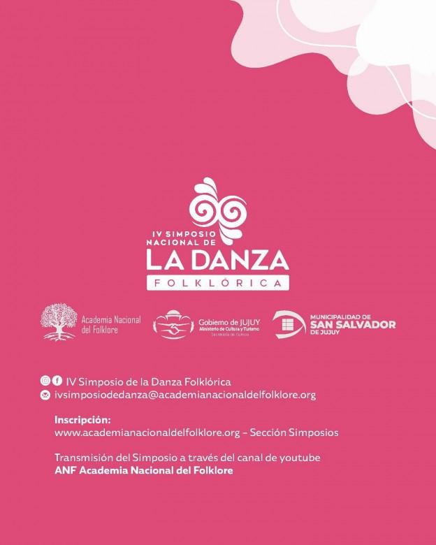 COMIENZA EL IV SIMPOSIO NACIONAL DE DANZA FOLKLÓRICA, EDICIÓN VIRTUAL (6)