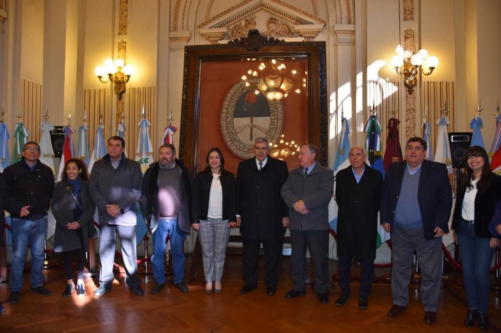 CONMEMORACIÓN DEL DIA DEL PERIODISTA EN CASA DE GOBIERNO (2)
