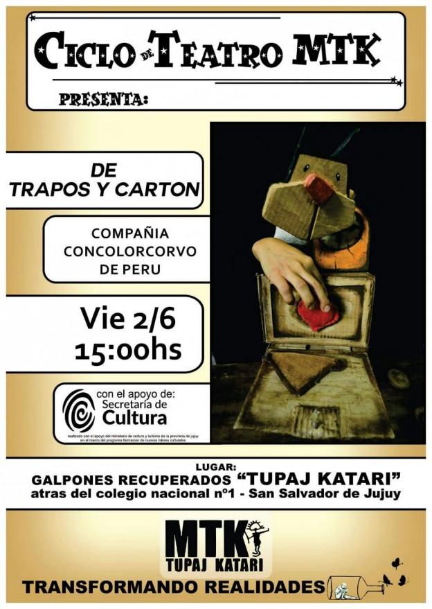 CRECE A BUEN RITMO PROGRAMA LÍDERES CULTURALES