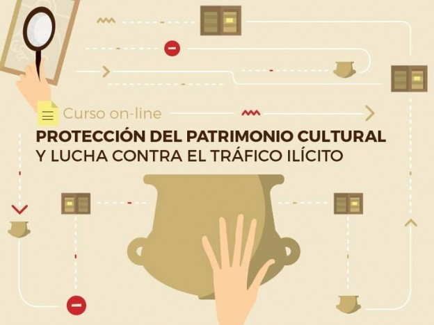curso-on-line-de-lucha-contra-el-trafico-ilicito-y-proteccion-del-patrimonio-cultural