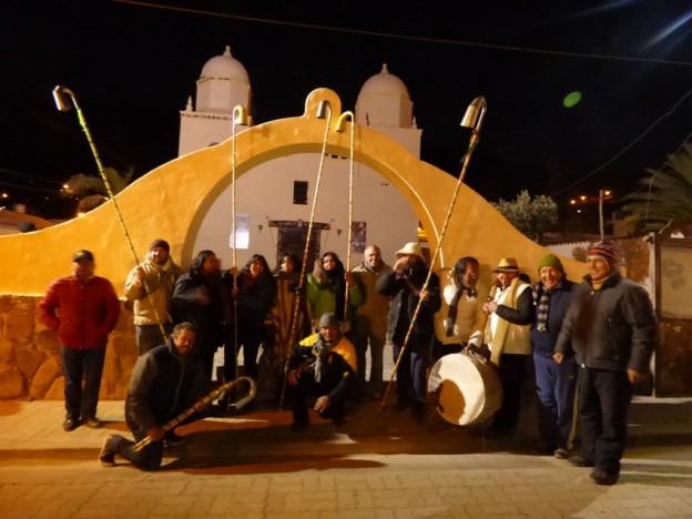 Caravana de Erkes en el marco del Año Nuevo Andino e Inicio de la Temporada Invernal en Tilcara (2)
