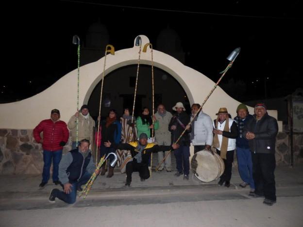 Caravana de Erkes en el marco del Año Nuevo Andino e Inicio de la Temporada Invernal en Tilcara